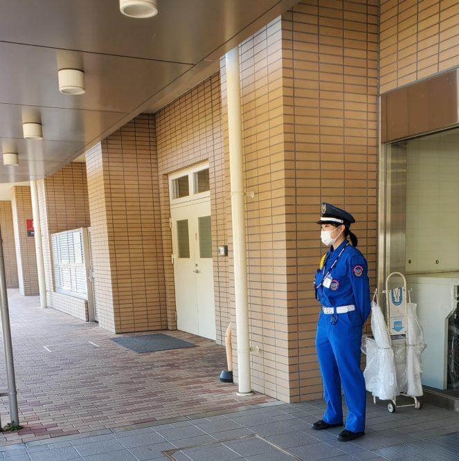 【施設内警備】未経験・シニア応援!/扶養内勤務OK/資格手当有/週2~OK