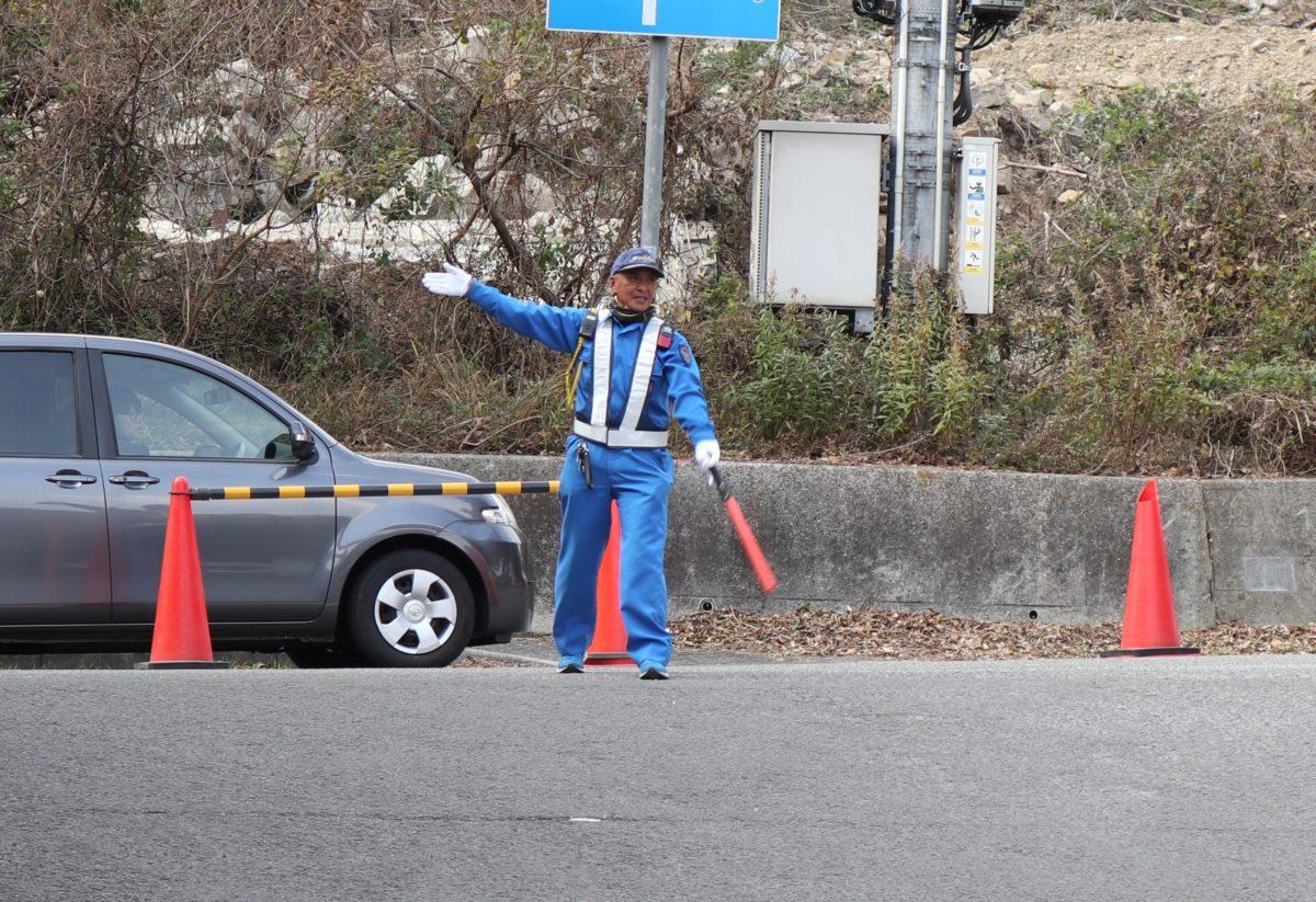 【空いた日、時間で勤務しよう!】週払いOK/未経験OK/交通誘導/板野町
