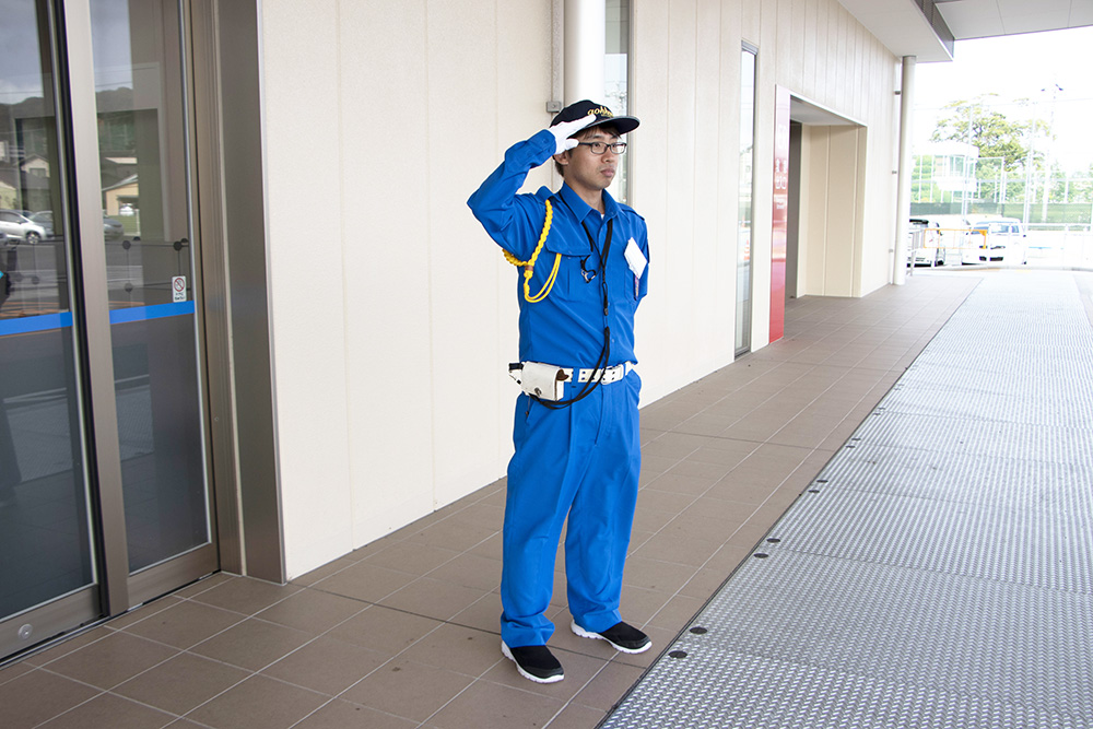 【急募】施設常駐警備/手当充実/未経験歓迎/資格取得支援有/週2日~OK/北沖洲